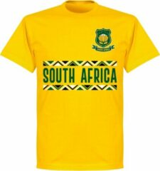 Retake Zuid Afrika Rugby Team T-Shirt - Geel - M