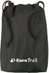 Eurotrail Grill cover - 86 x 37 x 89 cm - Zwart
