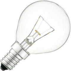 Gloeilampgoedkoop.nl Kogellamp helder 25W kleine fitting E14
