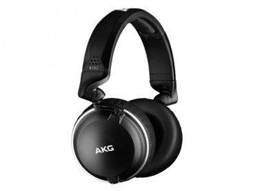 Afbeelding van AKG K182 headphones/headset Hoofdtelefoons Hoofdband Zwart