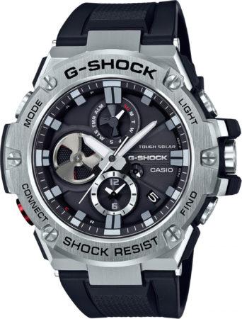 Afbeelding van CasioG-ShockSteelSolar Bluethooth GST-B100-1AER