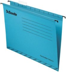 Esselte hangmappen voor laden Pendaflex Plus tussenafstand 330 mm, blauw, doos van 25 stuks
