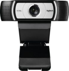 Zwarte Logitech C930E - HD Pro Webcam