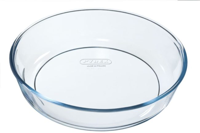 Afbeelding van Pyrex Bake & Enjoy Bakvorm - Borosilicaatglas - Ø26 cm - Transparant