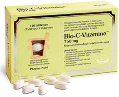 Pharma Nord Bio C Vitamine - 120 Tabletten - Vitaminen