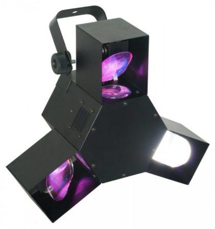 Afbeelding van Beamz Triple Flex center LED lichteffect