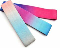 DW4Trading® - Weerstandsbanden kleurrijk set van 3