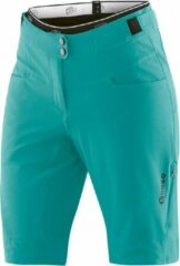Gonso Fietsbroek Molini Dames Polyester Lichtblauw Maat 36