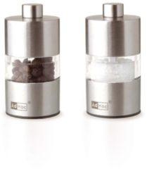 Salz - Pfeffermühle Minimill AdHoc Edelstahl