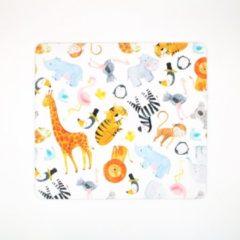 Groene Merkloos / Sans marque Muismat Jungle 20 x 22 cm