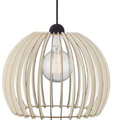 Nordlux Chino 40 84843014 Pendellamp E27 Energielabel: Afhankelijk van de lamp 60 W Hout