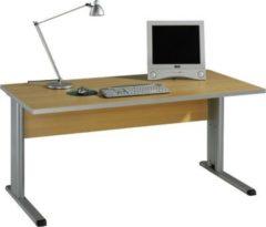 Schreibtisch MOXXO, C-Fuß, Breite wahlweise 800, 1200 o. 1600 mm, H 720 x T 800 mm