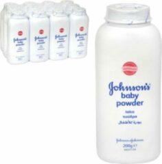 Johnson's Baby Talkpoeder - Voordeelverpakking 12 x 200 gram