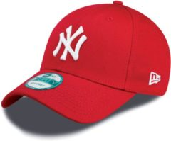 Rode New Era Cap NY Yankees Essential Red 9FORTY - One Size Fits All