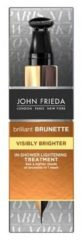 John Frieda Brilliant Brunette Treatment Visibly Brighter 34 ML – 17x52x23 cm | Haarproducten voor Vrouwen | Bruin haar oplichten | Voor het Lichter maken van uw Haar