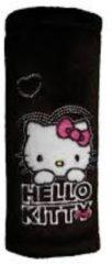 Zwarte Hello Kitty Gurtpolster