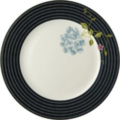 Donkerblauwe Laura Ashley Heritage Bord Plat Midnight Candy 26 cm