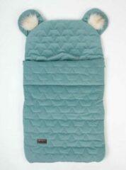 Kinderhop Babyslaapzak 45 x 80 cm Dream Catcher OCEAN groen - Baby sleeping bag