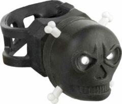 Ventura Mini Licht Skull Zwart Met 2 Witte Leds