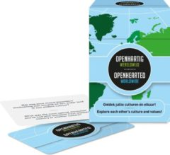 Open Up! Openhartig Wereldwijd - Openhearted Worldwide