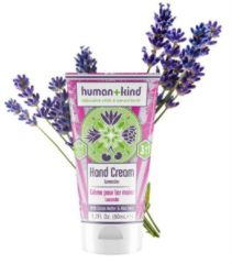 Human+Kind Vegan hand elleboog voet creme botanical 50 Milliliter