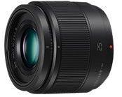 Panasonic Lumix G H-H025E - Objektiv H-H025E-K