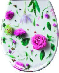 WC-Sitz 'Rosalie' Kleine Wolke mehrfarbig