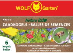 Wolf-Garten Natura Bio Zaadkogels - - 6 stuks