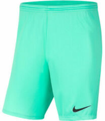 Korte Broek Nike Park III Knit Short NB