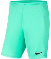 Korte Broek Nike Park III Knit Short NB