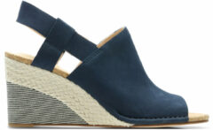 Marineblauwe Clarks Spiced Bay