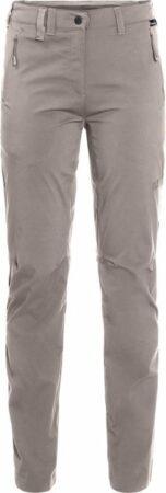 Afbeelding van Jack Wolfskin - Women's Activate Light Pants - Trekkingbroeken maat 40, grijs