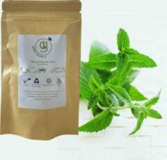 Groene Green-goose® Tandpasta Tabletten | Navul Verpakking | 180 Tandpastatabletten | 3 Maanden | Mint | Munt | Vegan | Geen Fluoride