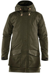 Fjällräven Fjallraven Singi Wool Padded Parka Outdoorjas Heren - Deep Forest - XL