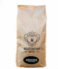 Meesterschap koffie Meesterschap | Snelfilter koffie | Medium Roast | Blik 8 x 1 kg