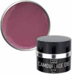 Mega Beauty Shop® Builder camouflage 15 ml (nr. 06) Uv gel - Kunstnagels