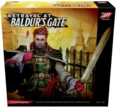 Wizards of the Coast Betrayal at Baldur's Gate -Bordspel