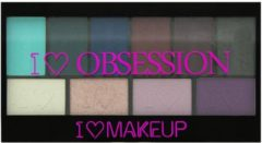 I Heart Revolution Makeup Revolution I Heart Obsession - Wild is the Wind - Oogschaduw Palet