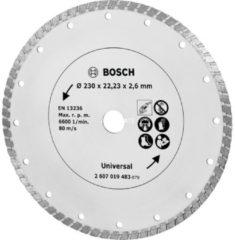 Bosch Diamanttrennscheibe Turbo, Durchmesser: 230 mm