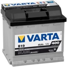 Varta BLACK Dynamic 545 412 040 3122 B19 12Volt 45 Ah 400A/EN Start Accu 4016987119365