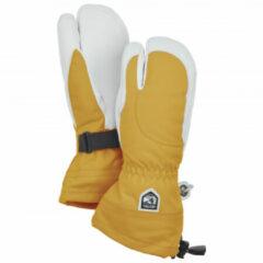 Hestra - Women's Heli Ski 3 Finger - Handschoenen maat 5, oranje/grijs