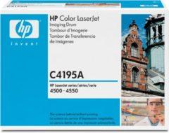 HP 640A Colour LaserJet drum kit zwart en kleur standard capacity zwart 25.000 pagina's / kleur 6.250 pagina's 1-pack