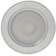 Grijze Riverdale Ontbijtbord Metz soft grijs 22cm