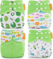 Kidzstore.eu Pocketluier set - Groen