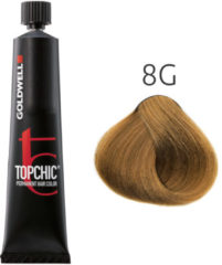 Goudkleurige Goldwell Topchic Tube 60 ml