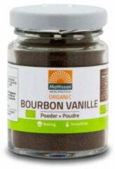 Bourbon Vanilla Poeder Biologisch - 30 Gram Mattisson