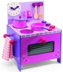 Paarse Djeco Keukentje Violet