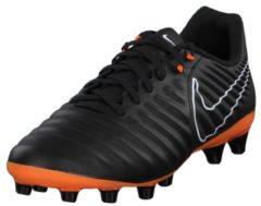 Fußballschuh Tiempo Legend VII Academy AG-Pro mit elastischen Einsätzen AH7239-080 Nike Black/Total Orange-Black-White