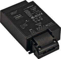 Zwarte DM Lights Accessoires LED power unit, 36W, 12V DM 470543 Zwart