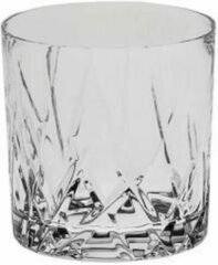 Transparante BOHEMIA WICKER WHISKYGLAZEN - 2 Stuks